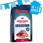 10 + 2 gratis! 12 kg Rocco Mealtime