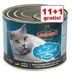 11 + 1 gratis! Leonardo All Meat, 12 x 200 g