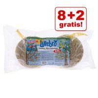 8 + 2 gratis! Lillebro Sommer-XXL Meisenknödel