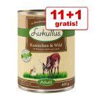 11 + 1 gratis! Lukullus 12 x 400 g