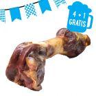 4 + 1 gratis! 5 ossi di prosciutto Serrano