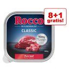 8 + 1 gratis! Rocco Classic tacki, 9 x 300 g