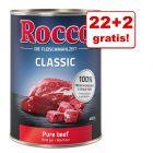 22 + 2 gratis! Rocco Classic, 24 x 400 g