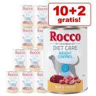 10 + 2 gratis! Rocco Diet Care 12 x 400 g