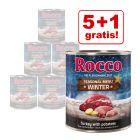 5 + 1 gratis: Rocco Winter-Menü 6 x 800 g
