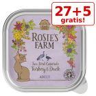 27 + 5 gratis! Rosie's Farm 32 x 100 g