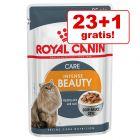 23 + 1 gratis! Royal Canin Hrană umedă Pachet economic 24 x 85 g