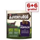 6 + 6 gratis! 12 x 90 g AdVENTuROS con Ancient Grain e Superfood