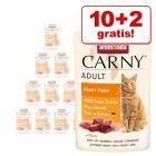 10 + 2 gratis! 12 x 85 g Animonda Carny Pouch 1.02 kg