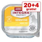 20 + 4 gratis! 24 x 100 g Animonda Integra Protect Adult