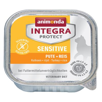 20 + 4 gratis! 24 x 100 g Animonda Integra Protect Adult Vaschetta