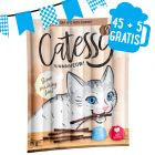 45 + 5 gratis! 50 x 5 g Catessy Sticks