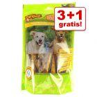 3 + 1 gratis! 4 x 200 g DeliBest Natura Snack Groenlipmossel