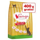 2 + 1 gratis! 3 x 400 g Feringa Adult Sterilised