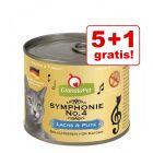 5 + 1 gratis! 6 x 200 g GranataPet Symphonie