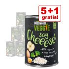 5 + 1 gratis! 6 x 400 g Greenwoods Veggie Brânză de vaci cu ou