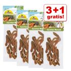 3 + 1 gratis! 4 x 50 g JR Farm Snacks