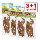 3 + 1 gratis! 4 x 50 g JR Farm Snacks 200 g