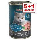 5 + 1 gratis! 6 x 400 g Leonardo All Meat