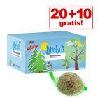 20 + 10 gratis! 30 x 90 g Lillebro Winter-Meisenknödel