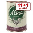 11 + 1 gratis! 12 x 400 g Lukullus A Casa
