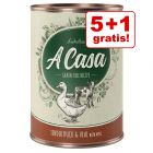 5 + 1 gratis! 6 x 400 g Lukullus A Casa