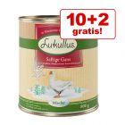 10 + 2 gratis! 12 x 800 g Lukullus Menu Invernale