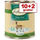 10 + 2 gratis! 12 x 800 g Lukullus Winter-Menu