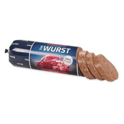 5 + 1 gratis! 6 x 800 g Rocco THE WURST Classic