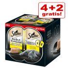 4 + 2 gratis! 6 x 37,5 g Sheba Perfect porcije