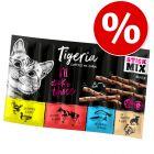 15 + 5 gratis! 20 x 5 g Tigeria Sticks