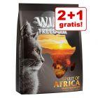2 + 1 gratis! 3 x 400 g Wild Freedom