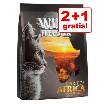 2 + 1 gratis! 3 x 400 g Wild Freedom   zooplus