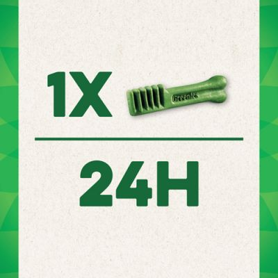 2 + 1 gratis! 3 x Greenies Snack - Igiene Dentale