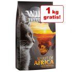 2 + 1 gratis! 3 x 2 kg Wild Freedom Crocchette per gatti