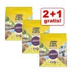 2 + 1 gratis! 3 x 10 L / 30 L Purina Tidy Cats Nature Classic