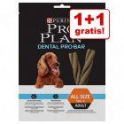 1 + 1 gratis! 2 x Snack Purina Pro Plan