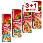3 + 1 gratis! 4 x Versele-Laga Prestige Sticks