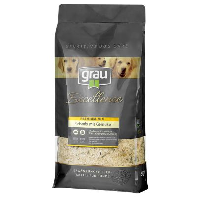 Grau Excellence Premium Rice Mix with Vegetables
