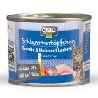 Grau Gourmet fără cereale 6 x 200 g