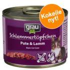 Grau Gourmet -kokeilupakkaus 6 x 200 g