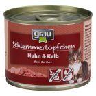 Grau Gourmet spannmålsfritt 6 x 200 g