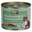 Grau Gourmet Χωρίς Δημητριακά 6 x 200 g
