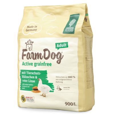 Green Petfood FarmDog Active Grainfree Hondenvoer