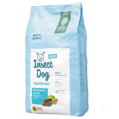 Green Petfood InsectDog ipoallergenico