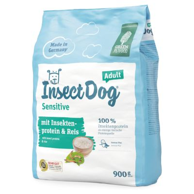 Green Petfood InsectDog Sensitive Hondenvoer