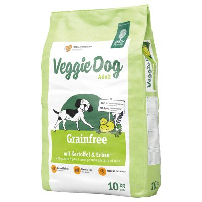 Green Petfood VeggieDog Grainfree
