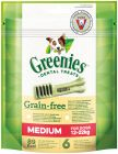 Greenies Zahnpflege-Kausnacks Grainfree - Medium