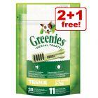Greenies Dog Treats - 2 + 1 Free!*