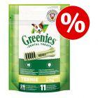 Greenies Gebitsverzorgende-Kauwsnacks voor een speciale prijs